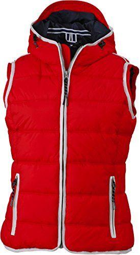 Bodywarmer Maritim Farbe: RedWhite Größe: XXL | Jacken