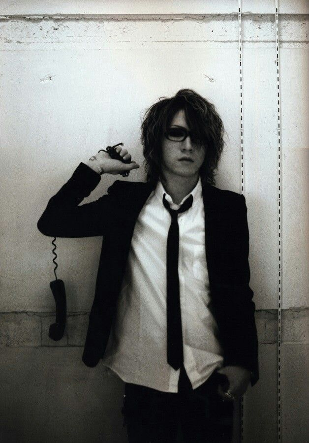 Ruki (one of my all-time fave pics)