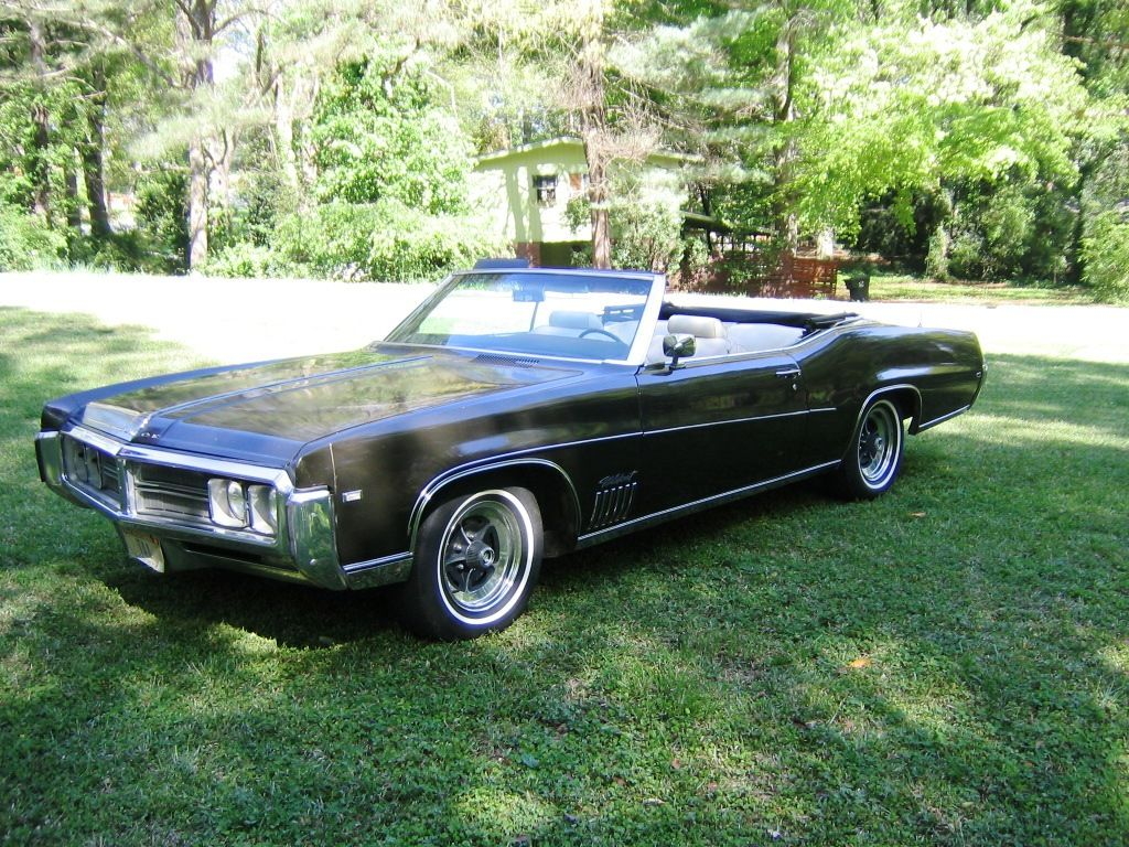 1969 Buick Wildcat Convertible Maybe Just 2017 Will