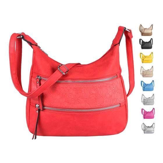 Photo of Neues bei Italyshop24.com OBC Damen Tasche Blumen Shopper Tote Bag Handtasche Umhängetasche Schultertasche Beuteltasche Leder Optik Hobo Crossbody Braun
