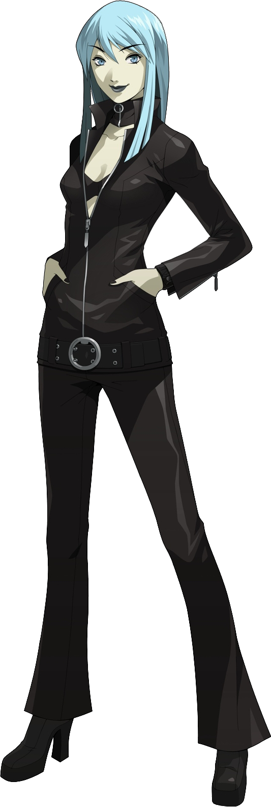 Anime Character 2 : Persona smt video game art pinterest anime