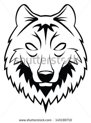 stock photo wolf head 145190710jpg 346470