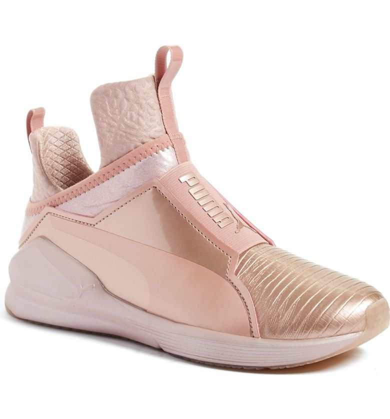 PUMA Fierce Metallic High Top Sneaker (Women | Sneakers mode