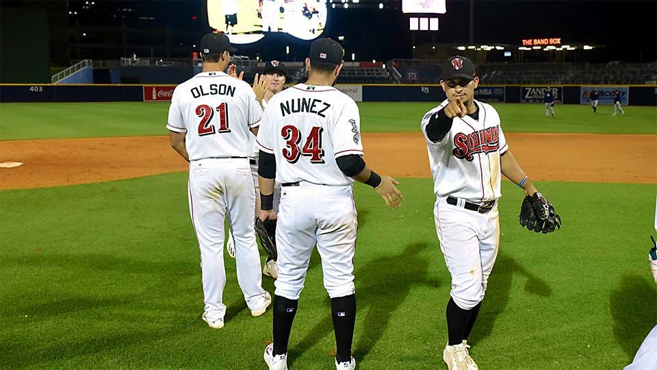 Nashville sounds come away with two home wins over