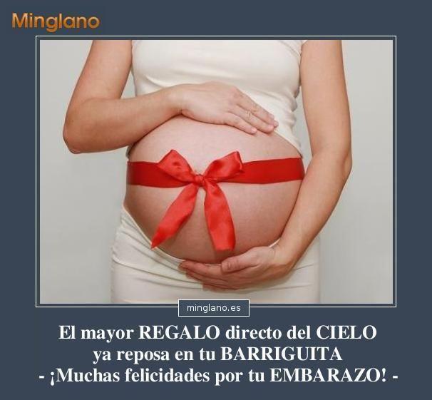 Frases Originales Para Felicitar Un Embarazo