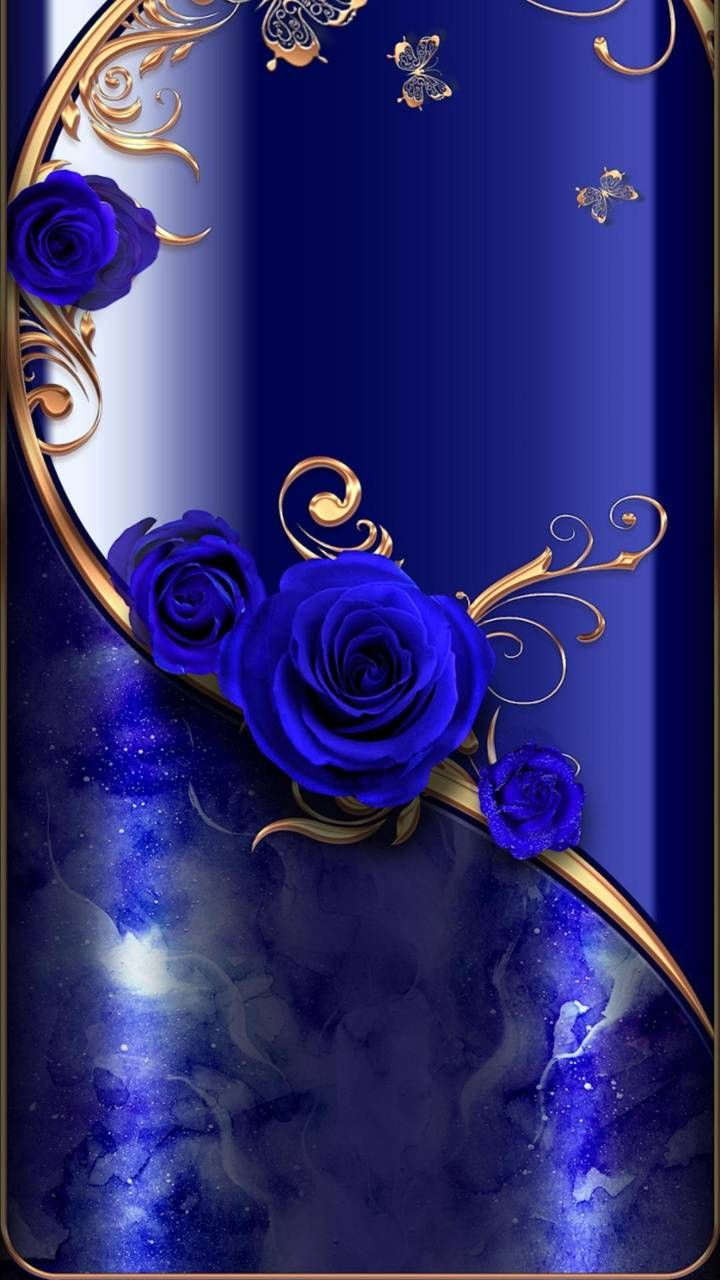 Remix Blue Rose wallpaper by Dhruvi007 - 7f28 - Free on ZEDGE™