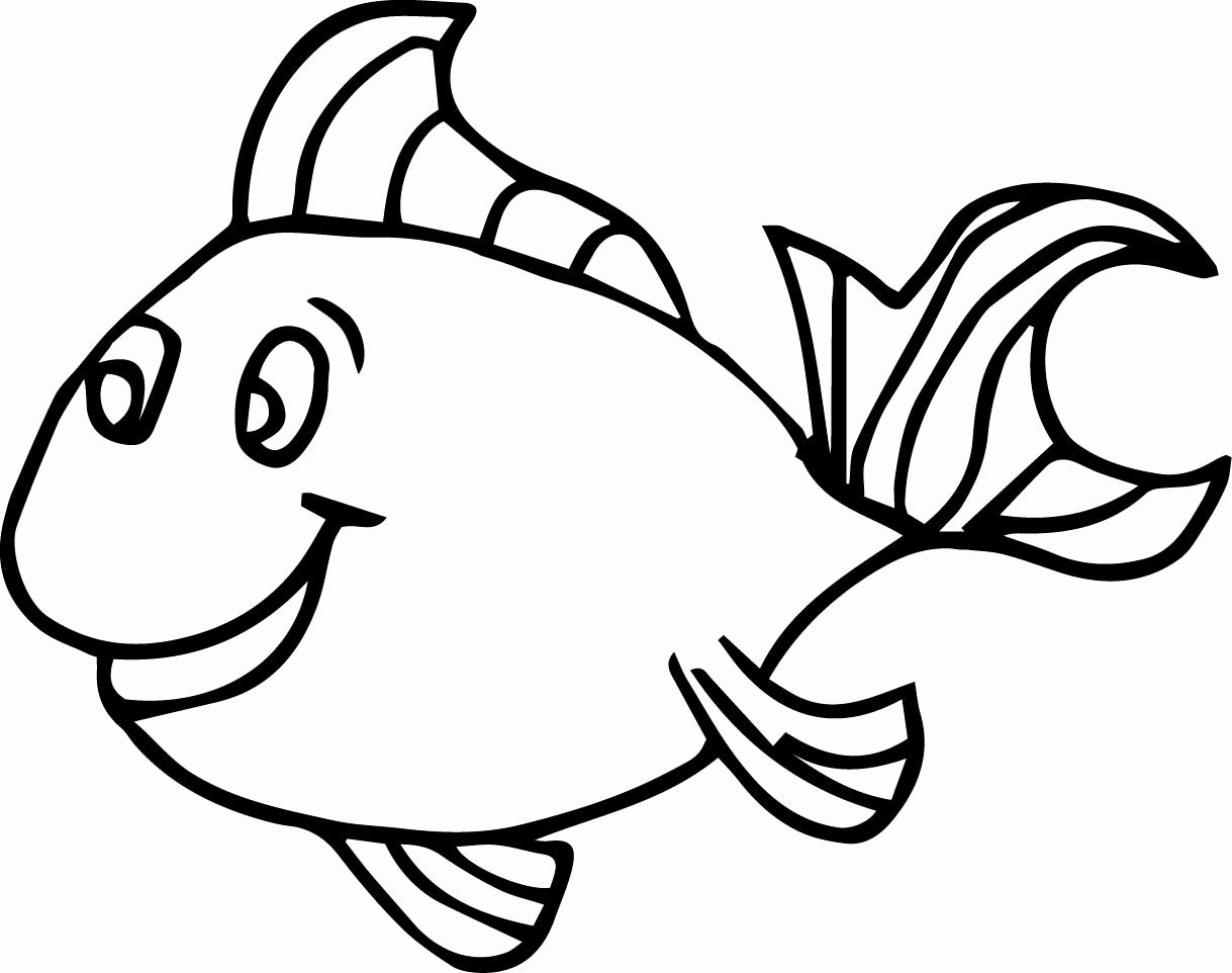 Fish Coloring Pages Best Of Fish Coloring Pages For Kids Preschool And Kindergarten Kindergarten Coloring Pages Fish Coloring Page Preschool Coloring Pages