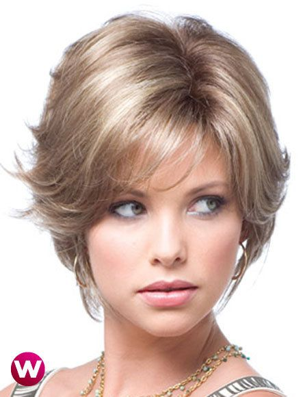 Brooke by Noriko  This bob wig features beautiful bangs and lovely movement.