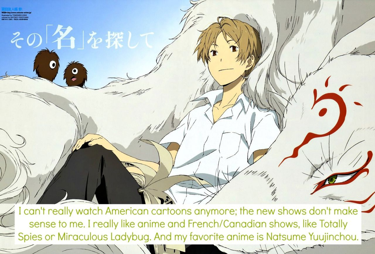 Confessions of an Animangaholic Photo Anime, Japanese