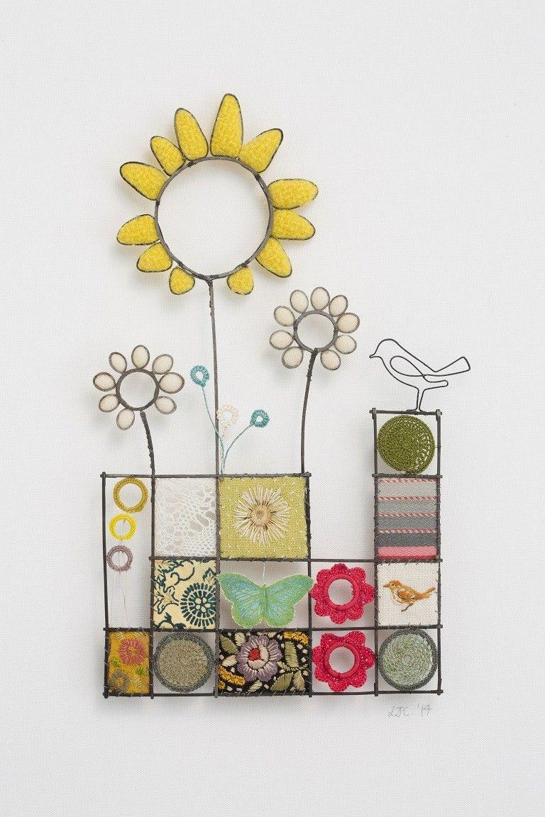 Liz Cooksey - Textile Artist - Current work | Textile and Fiber Art ...