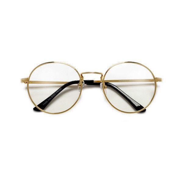c4b83f854bffe Retro Sophistication Lightweight Raised Bridge 52mm Round Fashion Eyew...  ( 5) ❤