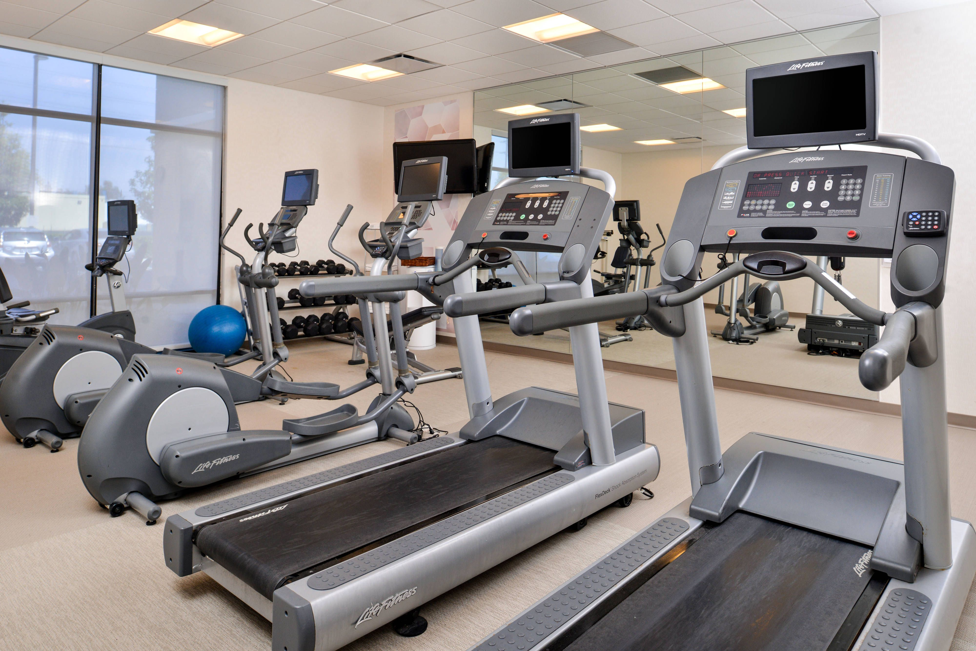 Springhill Suites Irvine John Wayne Airport Orange County Fitness