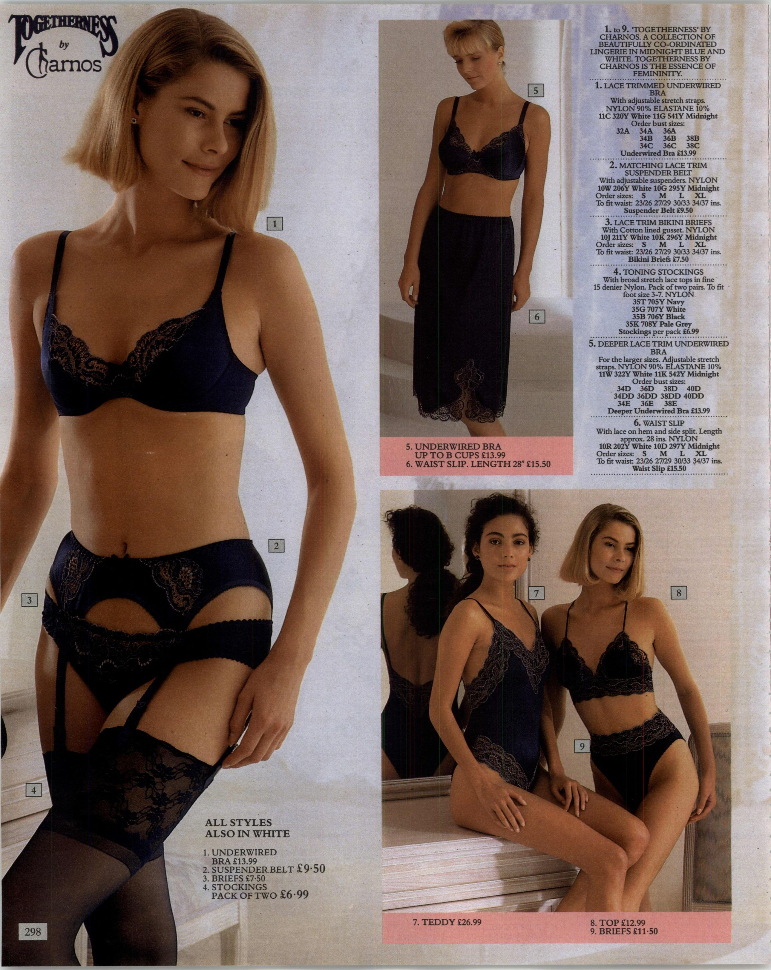 stocking and pantyhose catalog