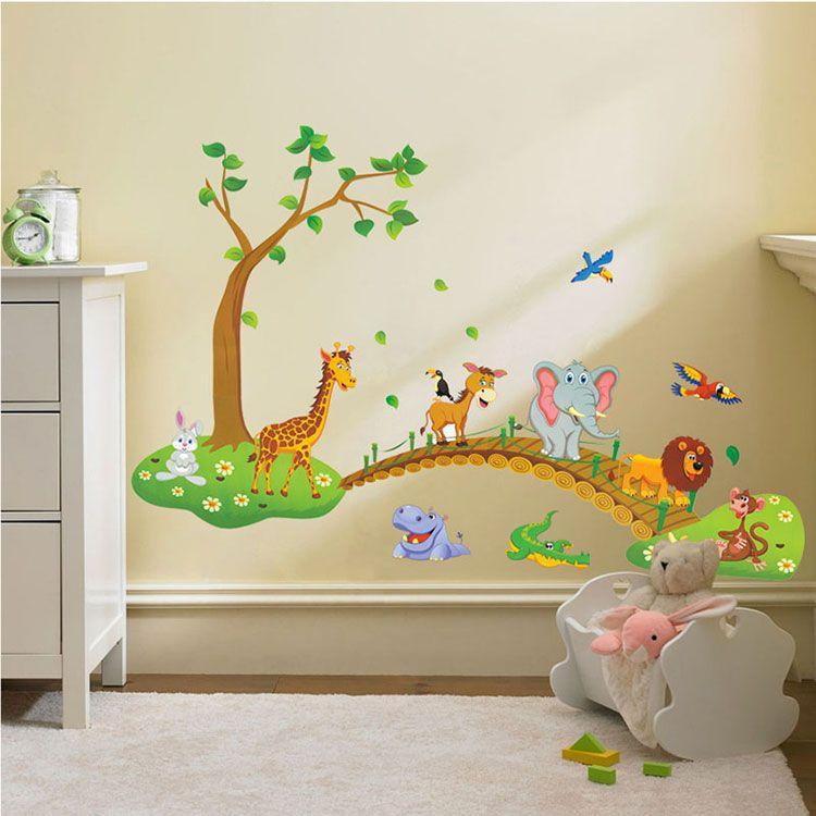 30 idee per decorare la cameretta dei neonati con allegria arredamento decor home decor e wall for Decori per camerette neonati