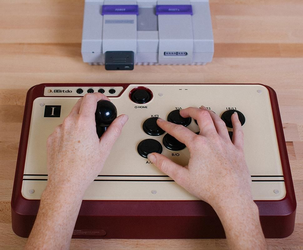 Related image (With images) Nes console, Arcade stick, Nes