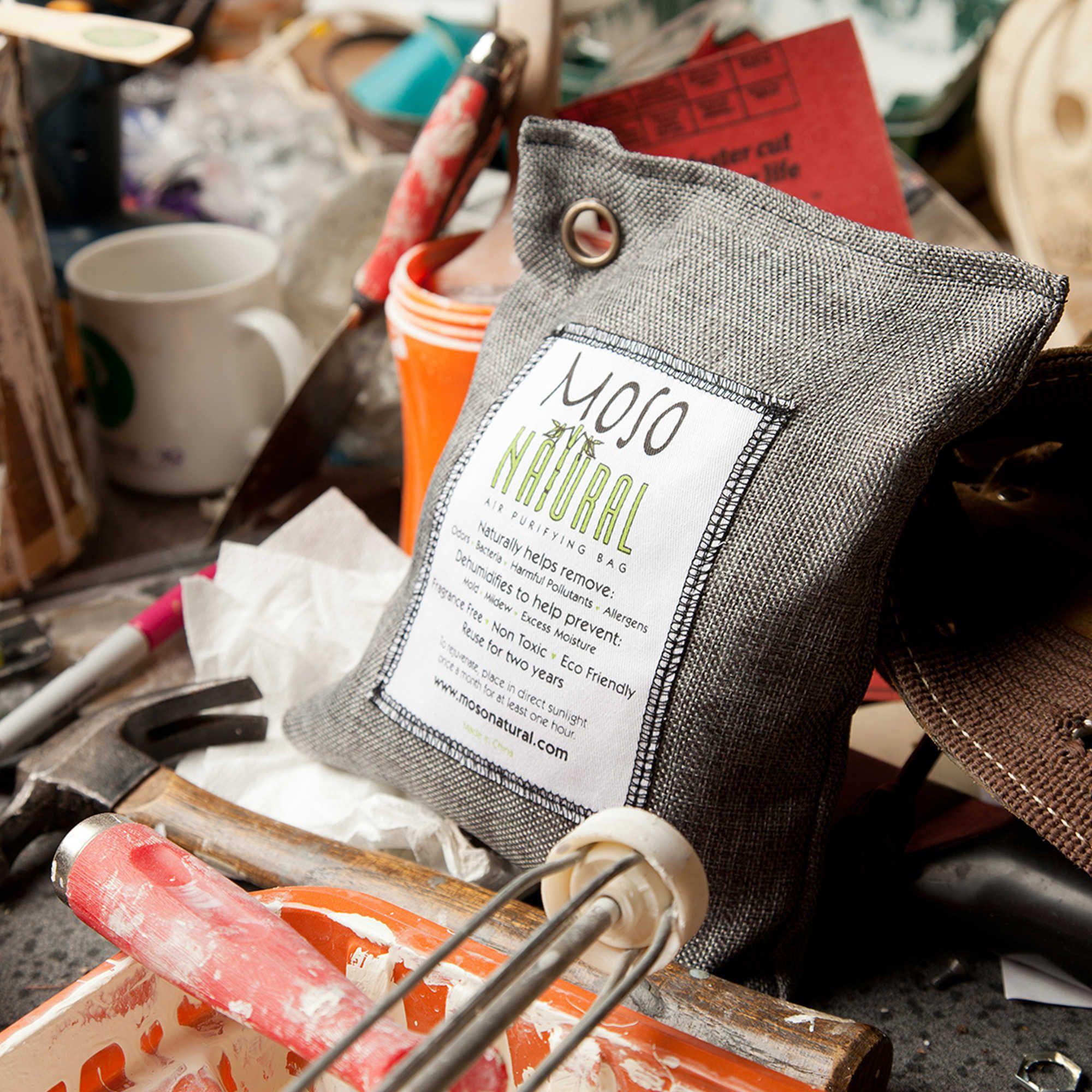 Moso 500Gram Natural Air Purifying Bag Air purifying