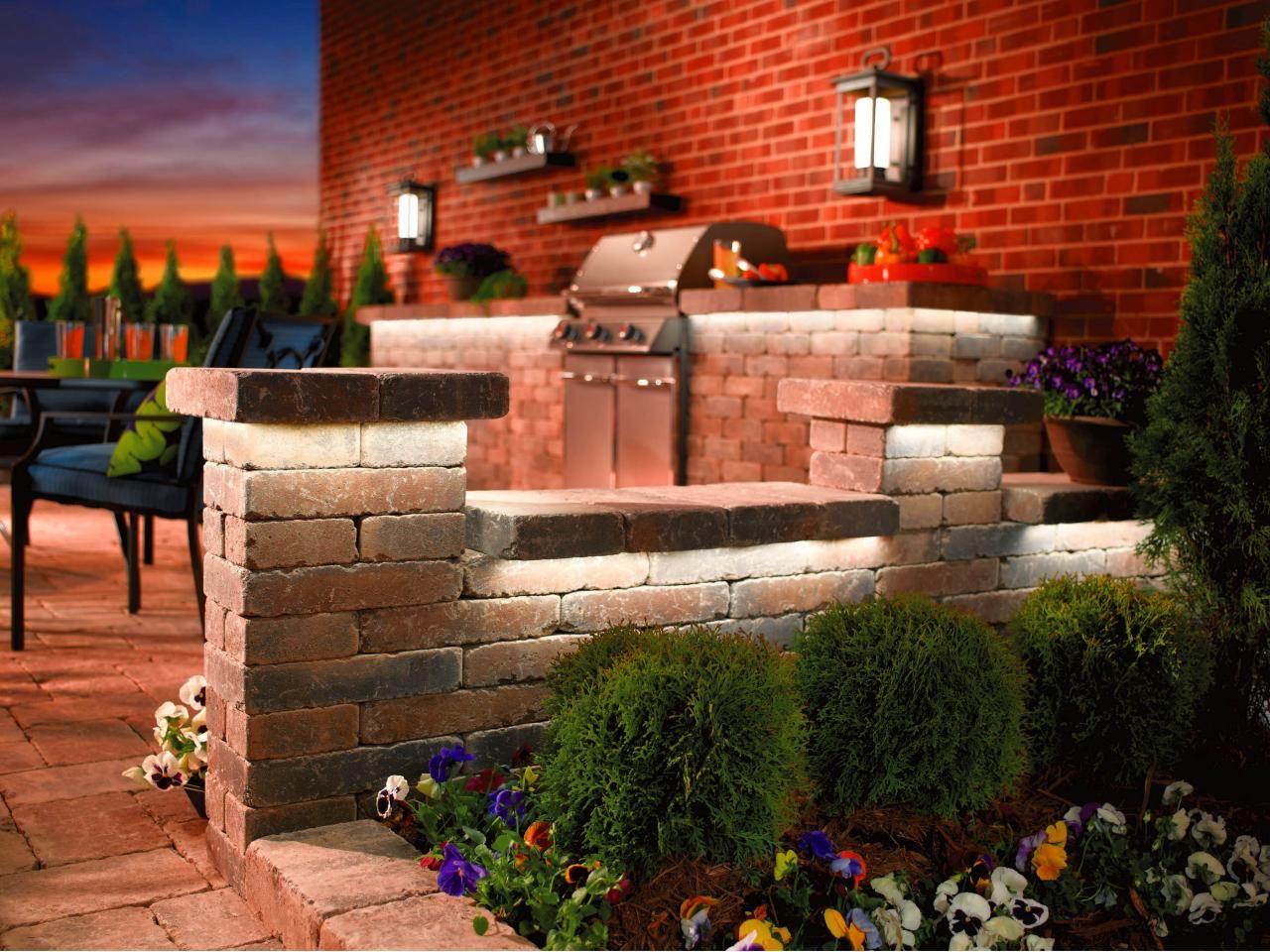 22 Landscape Lighting Ideas Home Garden Pinterest Wiring Outdoor Lights House Diy Electrical How Tos Light Fixtures Ceiling Fans Safety