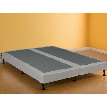 Wayton 4 Inch Box Spring For Mattress No Assembly Required