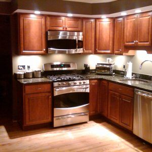 Recessed Lighting For Under Kitchen Cabinets | http://jellyfruit ...