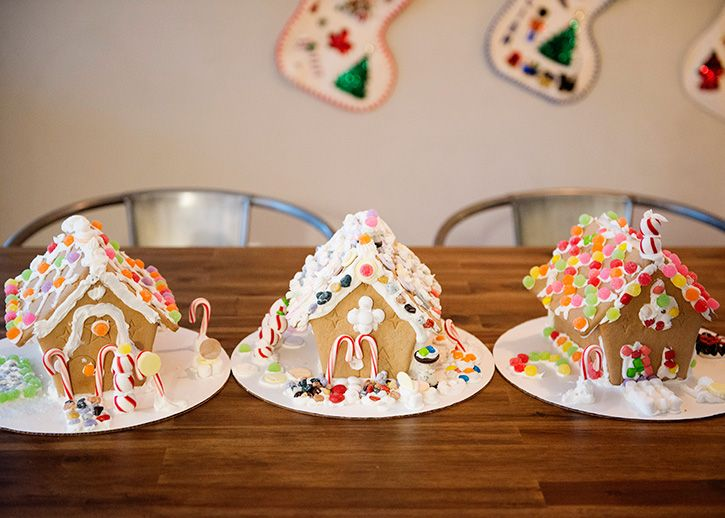 How To Throw A Kids Gingerbread House Party