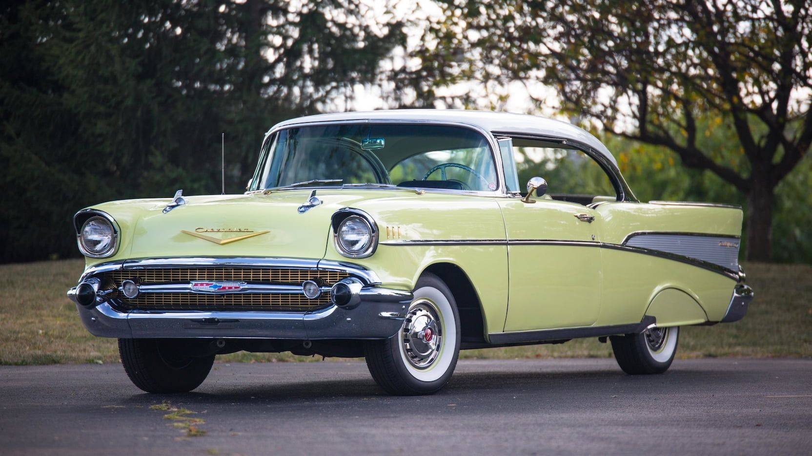 1957 Chevrolet Bel Air Presented As Lot S98 At Las Vegas Nv 1957 Chevrolet Chevrolet Bel Air Chevrolet