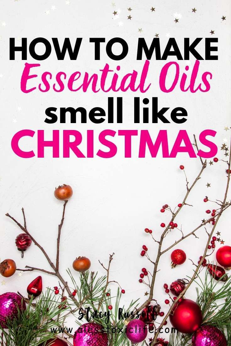 15 Amazing Essential Oil Holiday Diffuser Blends #winterdiffuserblends
