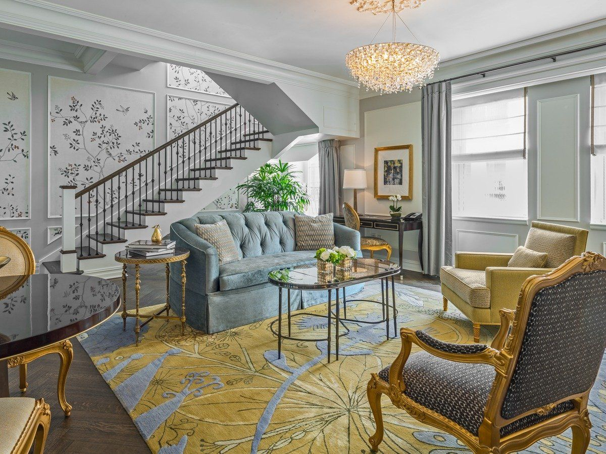 New York City's famed Plaza Hotel is once again looking