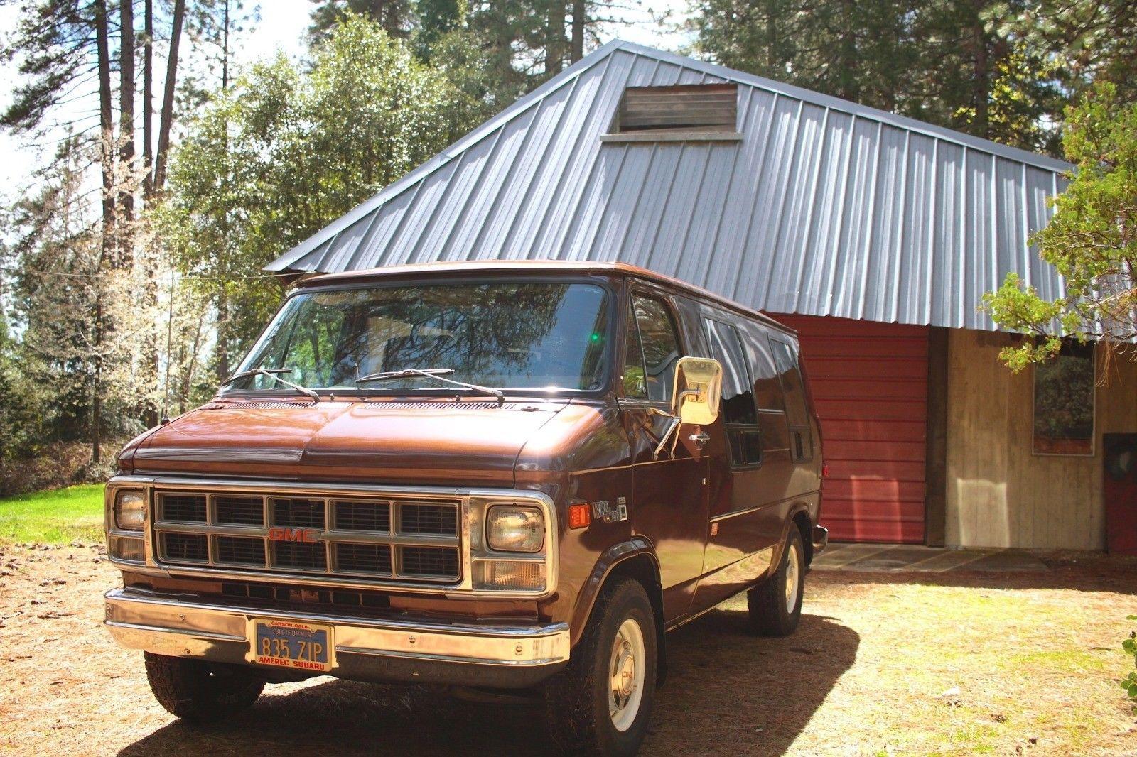 Vintage 1979 Gmc Vans Google Search Gmc Vans Gmc Vintage Camper