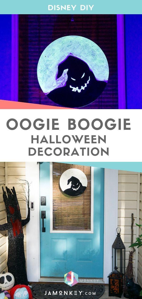 DIY Oogie Boogie Halloween Decoration Halloween DIY Projects - good halloween decoration ideas