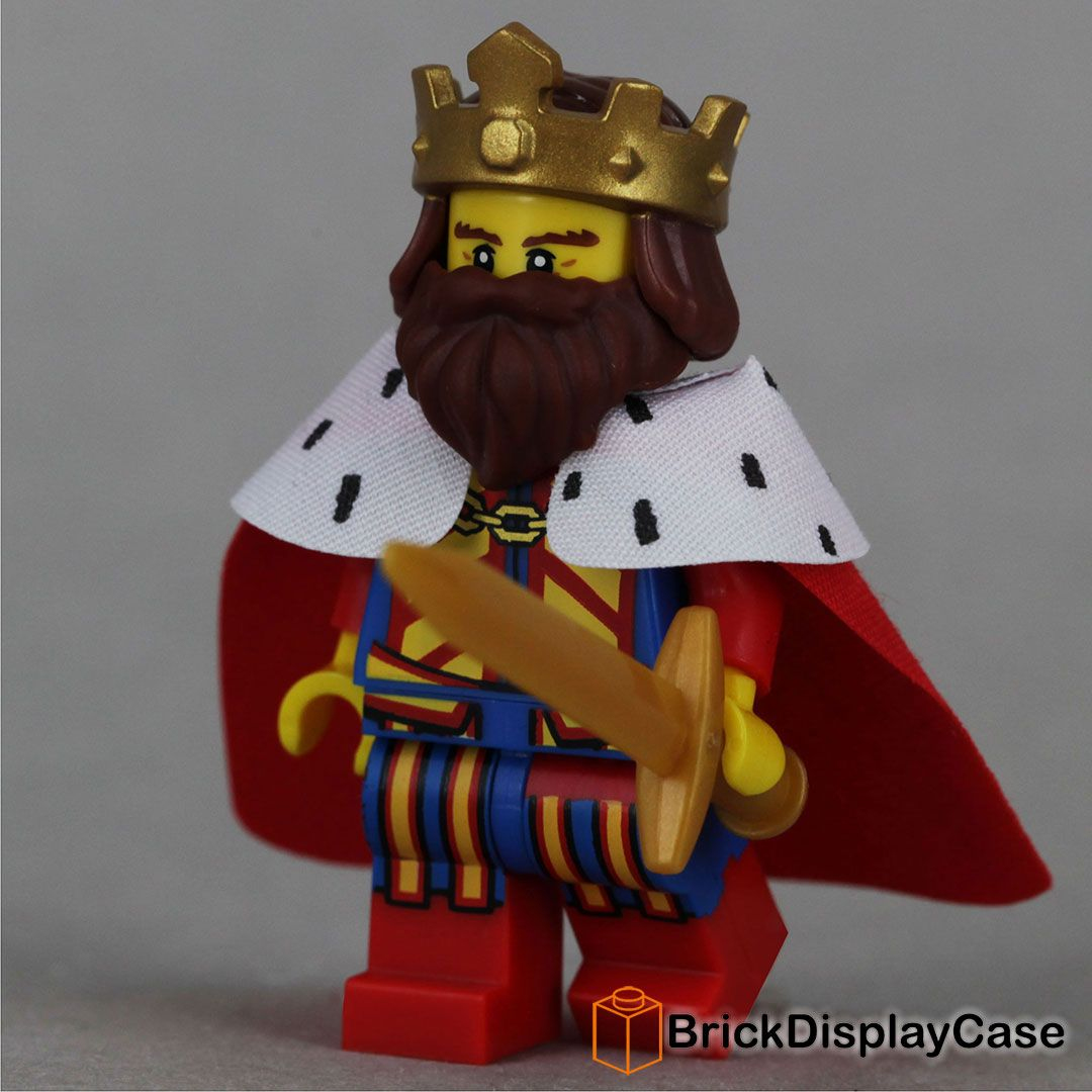 71008 Lego Minifigures Series 13 Classic King