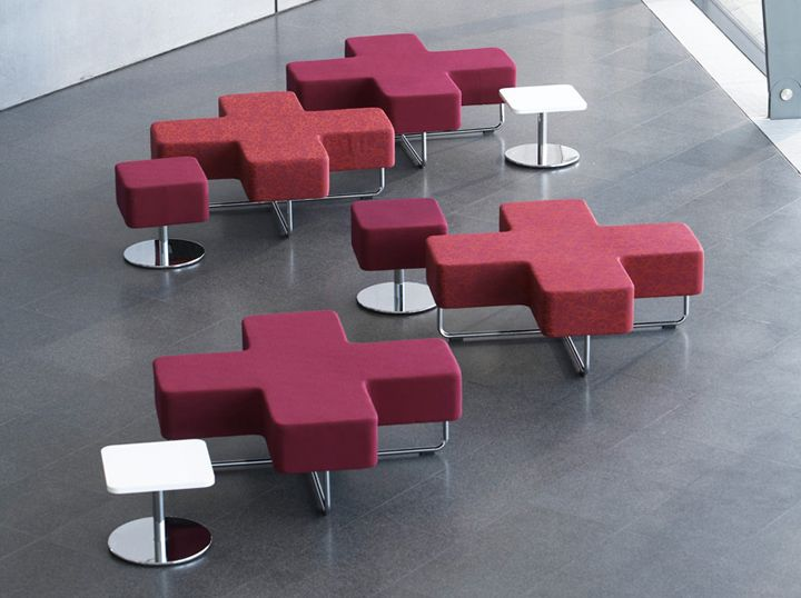 Jaks seating by John Coleman for Allermuir