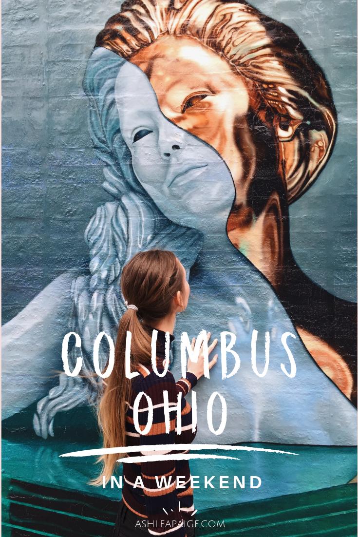 Columbus Ohio C 1930 S Ohio History Ohio Places To Visit