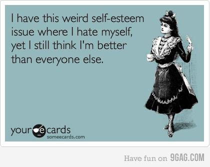 hahahah sometimes true