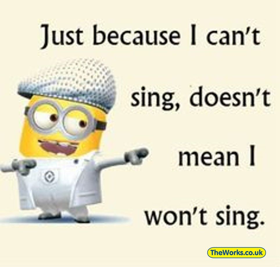 Funny Karaoke Memes : Minion memes for every occasion karaoke click here