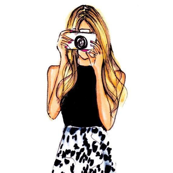 snap by melsys on etsy fashion illustrations pinterest