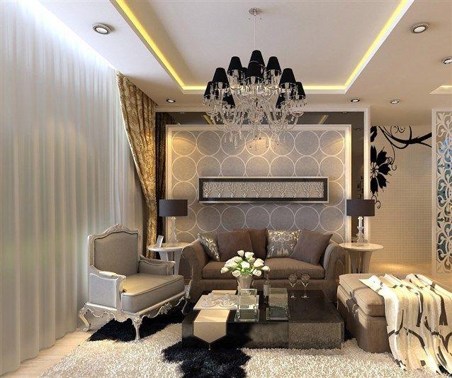اللون الرمادي من الالوان الكلاسيكية التي يمكن استخدامها في الصالات ايضا Home Decor Decor Furnishings