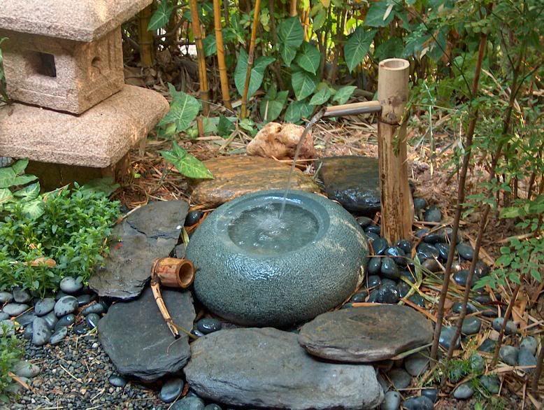 Jardines con estanques zen buscar con google fuente for Estanque japones