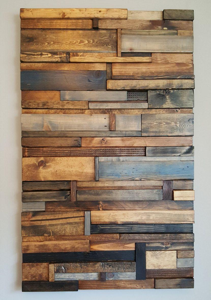 20 Pared madera