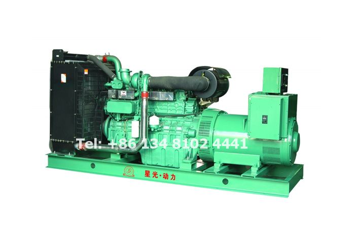 Diesel Generator Set Data Set Type Xg 250gf Standby Output 250kw 312 5kva Prime Output 227kw 284kva Rated Current 4 Diesel Generators Cummins Diesel Diesel