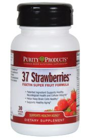 37 Strawberries - Super Food Formula