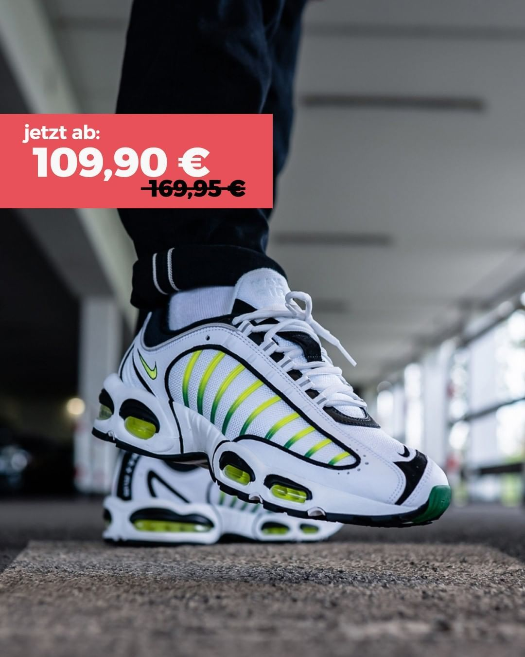 Nike Air Max Tailwind IV in weiss AQ2567100 | Nike air