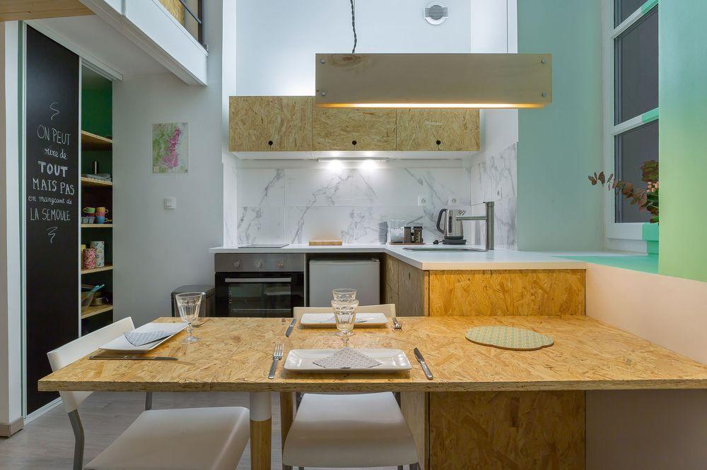 Credence De Cuisine Idees Carrelage Mural Osb Cuisines Maison