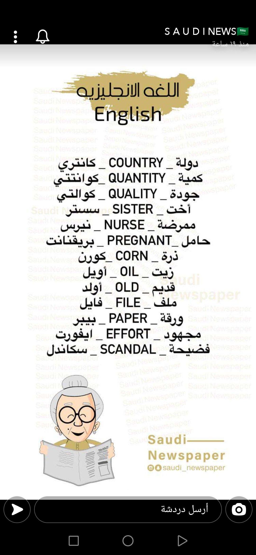 Pin By Sana Azhary On Teaching English English Words Teaching English English Language Learning