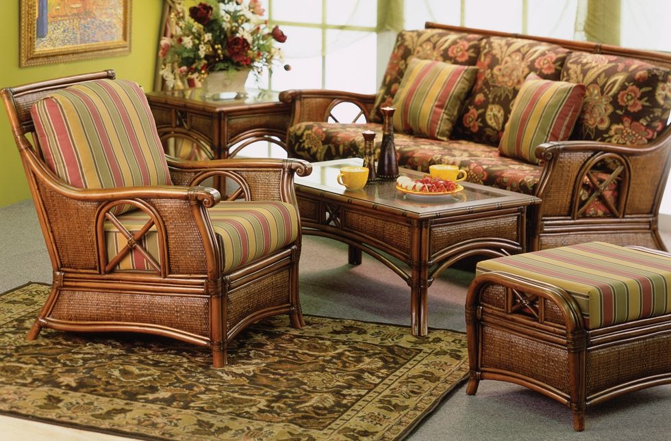 Check out the best in living room furniture with articles like how to tighten the arm on a reclining sofa, how to repair leaning recliners, & more! San Bernado | Indoor wicker furniture, Living room chairs ...