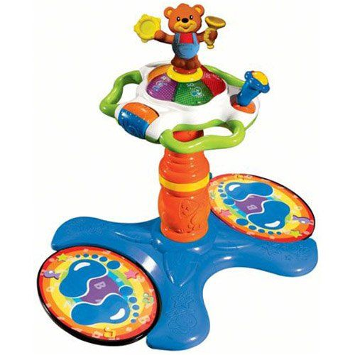 VTech Sit to Stand Dancing Tower -- Click image to review ...
