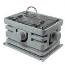 Sbx280a Liberty Sbx280a Sumpbox System With 1 2 Hp 115 Volt Sump Pump 41 Gallon Basin Alarm Sump Pump Sump Basin