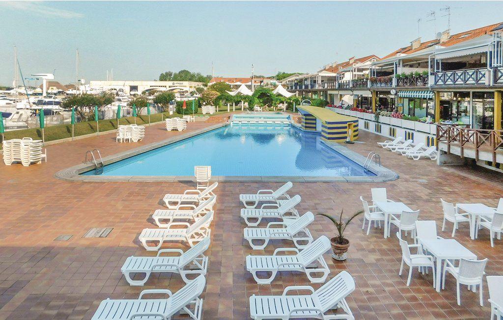 Vakantiehuis in Lignano Riviera Ruim appartement