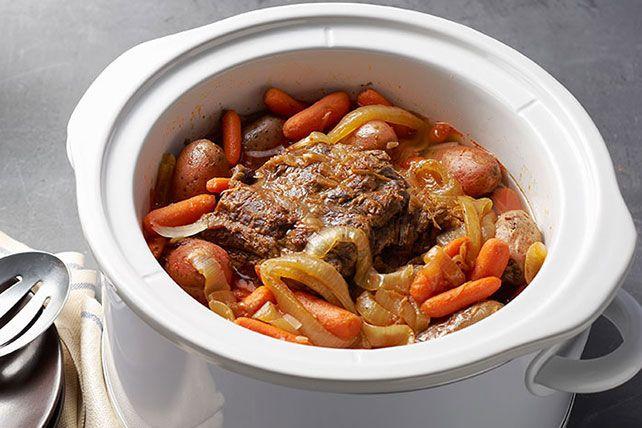 Chuck Eye Roast Recipe Slow Cooker