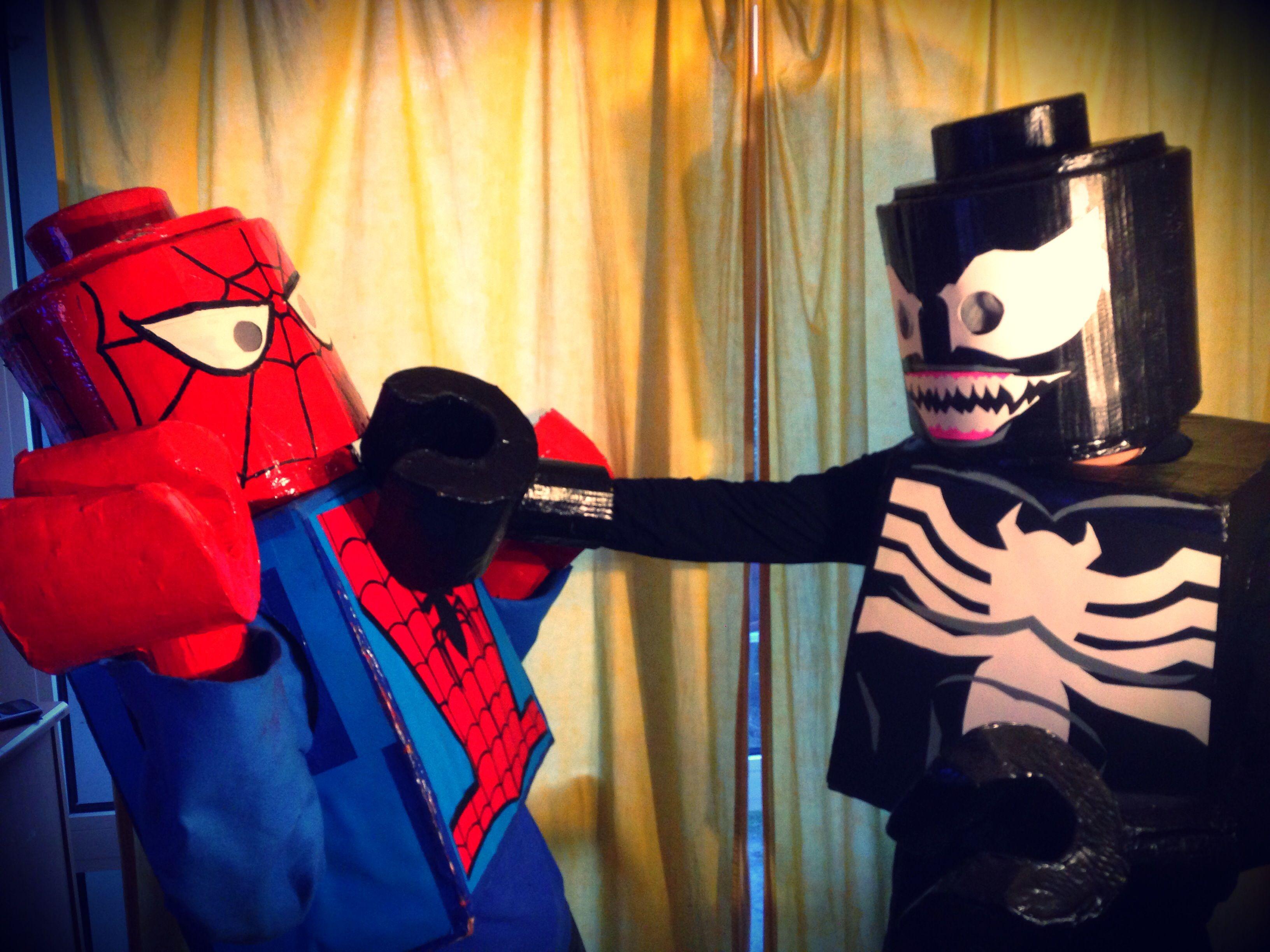 #legospiderman #legovenom #lego #Spiderman #venom
