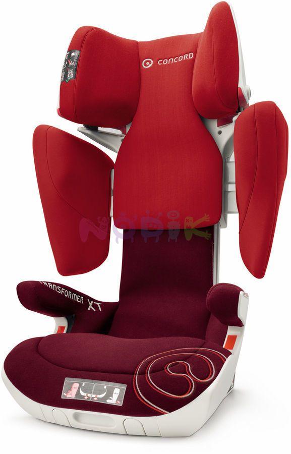 Wygodny I Bezpieczny Samochodowy Fotelik Dla Dziecka Transformer Xt Czerwony Dladziecka Net Pl Car Seats Baby Car Seats Child Car Seat